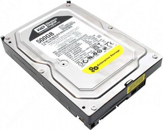 Western Digital WD5003ABYX HKT 500GB SATAII 7200RPM 3.5in...