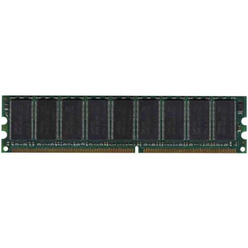 Major/3RD DDR5123200E 512MB 184p PC3200 DDR400 CL3 9c 64x8 2.5V ECC UDIMM