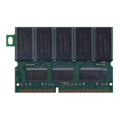 Qimonda/Gigaram GR1GZ18Y648-75-QP80 1GB 144p PC133 18c 64x8 Registered ECC SDRAM SODIMM