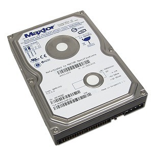 60GB IDE ATA100 5400RPM 3.5in x 1in 40p 100MB/s HDD Refurbished