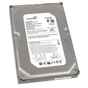 Seagate ST3250620NS HKR 250GB SATAII 7200RPM 3.5in x 1in ...