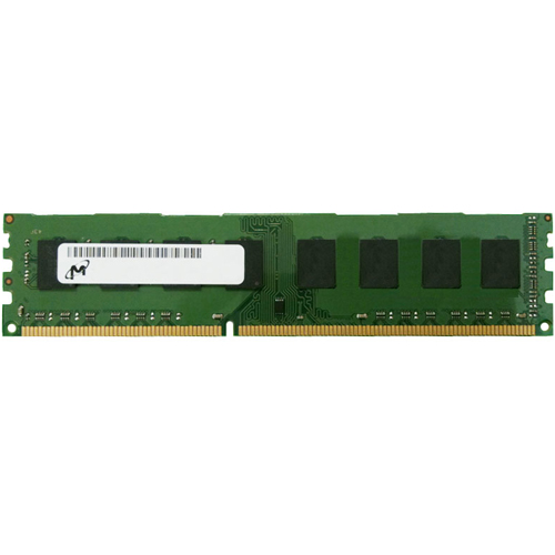 Major/3rd MT2GU16H1288-33U-TPXX 2GB 240p PC3-10600 CL9 16c 128x8 DDR3-1333 2Rx8 1.5V UDIMM w/ Blue h