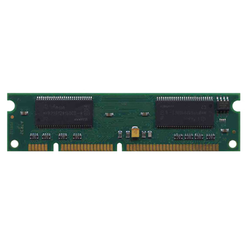 Qimonda/3rd SM64HS816-8-QP6Q ACV 64MB 100p PC100 CL2 4c 8x16 SDRAM 3.3V SODIMM 3rd Party