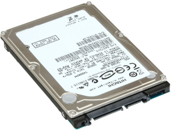 Hitachi HTS545050B9A300 HDB 500GB SATAII 5400RPM 2.5in x 9.5mm 15p 3.0Gb/s HDD Refurbished