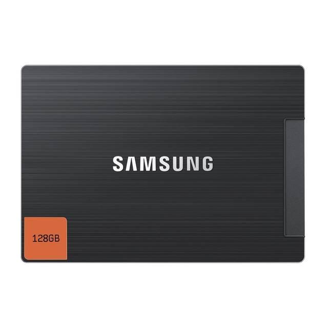128GB SSD SATAIII MLC 2.5in 520/320MB/s 75K IOPS Samsung 830 w/Norton Anti Virus