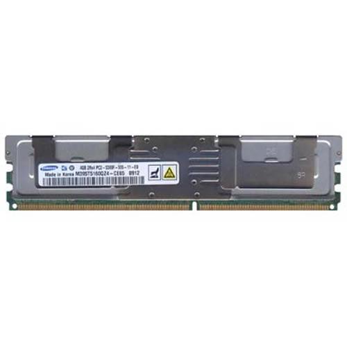 4GB 240p PC2-5300 CL5 36c 256x4 DDR2-667 2Rx4 1.8V ECC FBDIMM  RFB