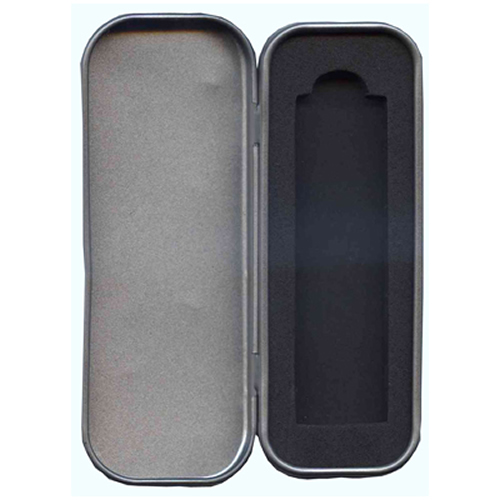 Gigaram CASE-FDRECME-UDF182-LI CCX 0MB Metal Gift Box for UDF182 w/ foam inserts 100mm x 37mm x 20mm