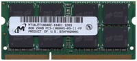 Micron MT16JTF1G64HZ-1G4D1 8GB 204p PC3-10600 CL9 16c 512x8 DDR3-1333 2Rx8 1.5V SODIMM