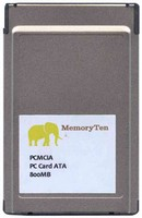 Gigaram ATA-800MB 800MB PCMCIA ATA Flash Card Bulk
