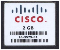 Cisco 16-3579-01 CHM 2GB 50p CF CompactFlash Card Cisco