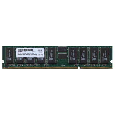 MemoryTen 53P1641 2GB 208p PC2100 36c 128x4 Registered ECC DDR DIMM 3rd Party