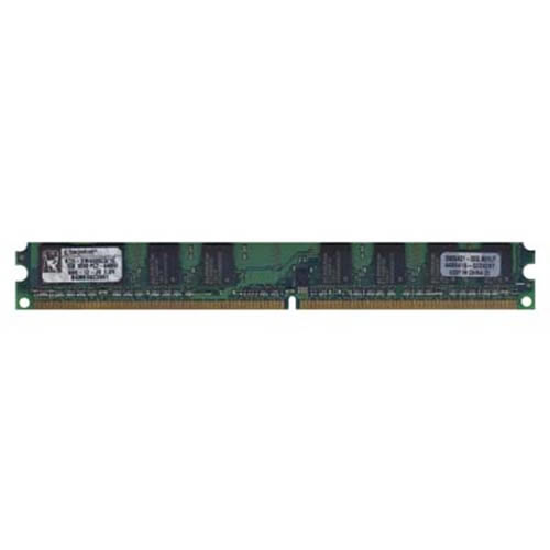 Kingston/Elpida KTH-XW4400C6/1G 1GB 240p PC2-6400 CL6 8c 128x8 DDR2-800 1Rx8 1.8V UDIMM  RFB VLP