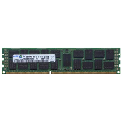 16GB 240p PC3-8500 CL7 36c 2x512x4 DDR3-1066 4Rx4 1.35V ECC RDIMM  RFB