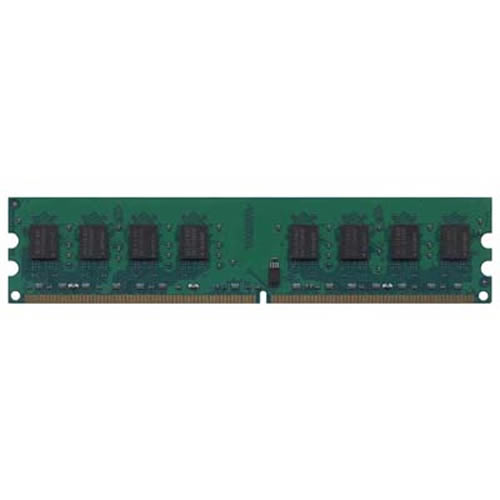 Samsung/3rd MT2GU16T1288-806-SP91 2GB 240p PC2-6400 CL6 16c 128x8 DDR2-800 2Rx8 1.8V UDIMM NRB PCB-2