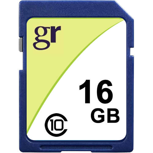 64GB 9p SDXC r75MB/s w18MB/s Class 10 GR Label (SM270+MIC)Secure Digital Extended Capacity Bulk