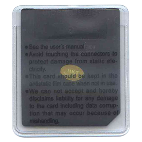 Mixed Brand SM-32MB 32MB SmartMedia SSFDC card Bulk RFB