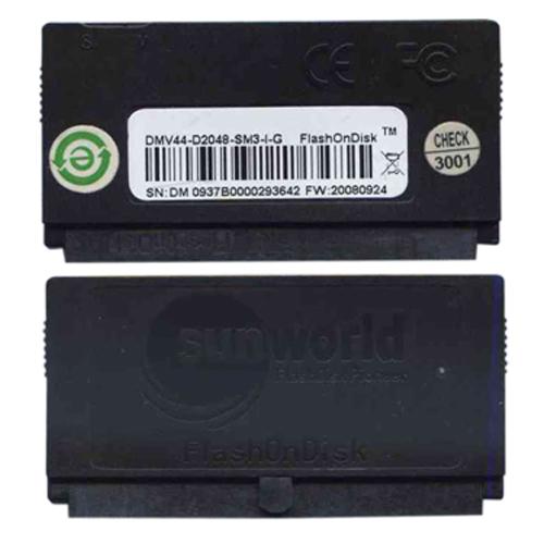 2GB 44p IDE Flash Vertical Module Bulk RFB