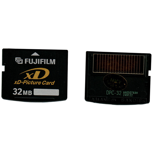 FujiFilm DPC-32MB 32MB xD Picture Card Type S