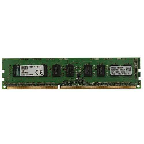 Kingston/Hynix KVR16E11/8 CYI 8GB 240p PC3-12800 CL11 18c 512x8 DDR3-1600 2Rx8 1.5V ECC UDIMM