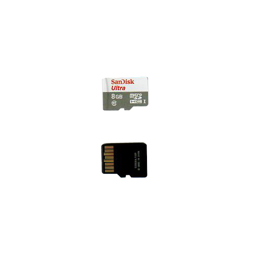 Sandisk SDSQUNB-008G 8GB 8p MSDHC Class 10 UHS-1 SanDisk Ultra Micro Secure Digital High Capacity Ca