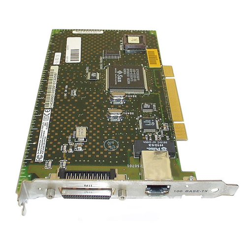 Card, Refurbished, Fast Ethernet, PCI, 33MHz,  501-5019, 501-4359, X1033A, X6934A