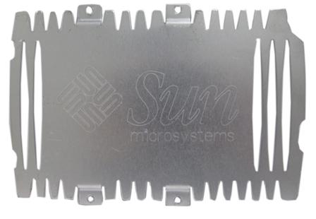 Bracket, Refurbished, Disk Drive, Heat Shield, w/4-Screws, 340-7269