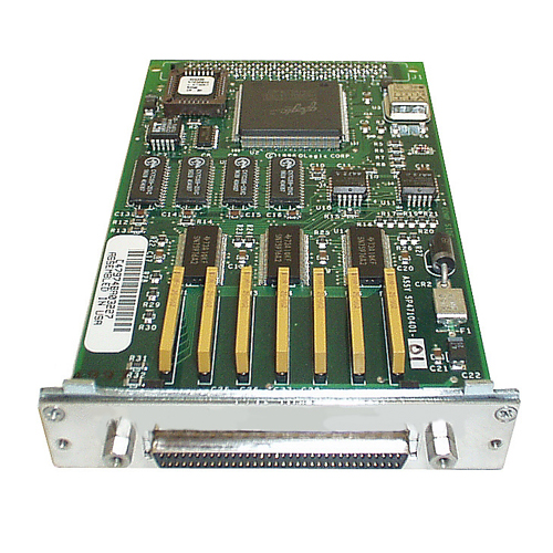 Card, Refurbished, SCSI, Ultra/Wide, 64-Bit SBus to HD68-PNSCSI, 370-2443, X1065A, SP710401