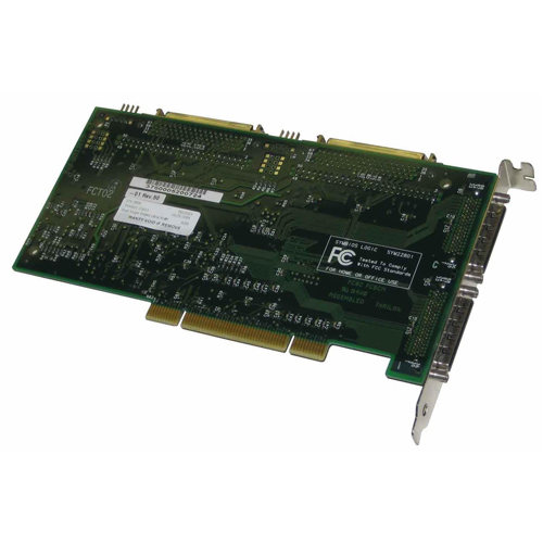 Card, Refurbished, SCSI, Dual Single-Ended Ultra/Wide SCSI PCI, 375-0005, X6540A