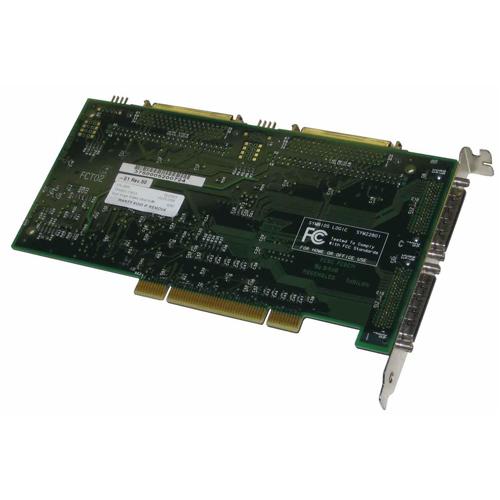 Card, Refurbished, SCSI, Dual Single-Ended Ultra/Wide SCSI PCI, 375-0005, X6540A