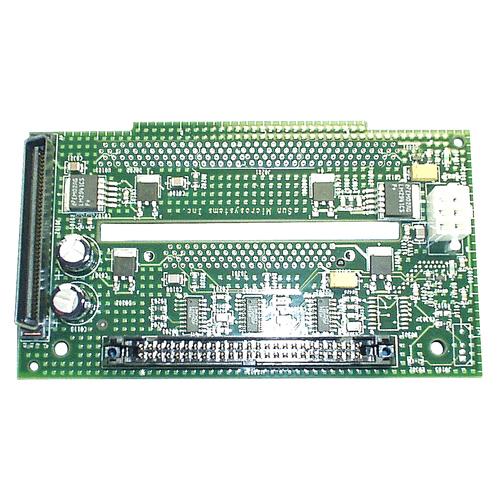Card, Refurbished, SCSI, Disk Backplane, 2-Slot,  501-5505