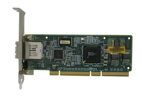 Card, Refurbished, Ethernet, GigaSwift MMF, 33/66MHz, 501-6762, X4151A