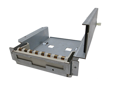 Bracket, Refurbished, Floppy & CD-ROM, 340-3186