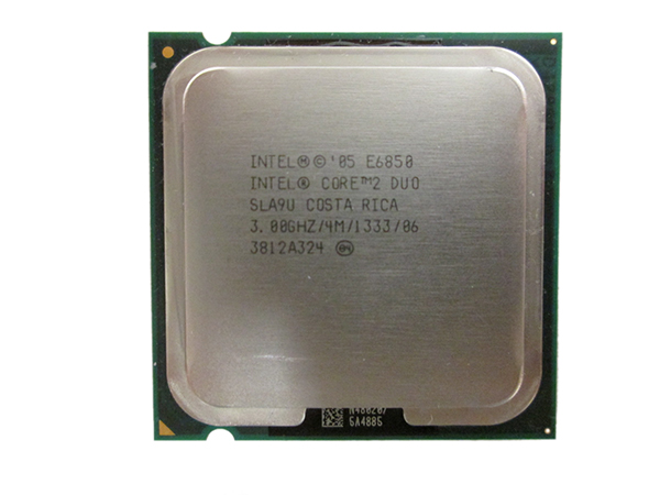CPU, RFB, 3GHz, 4MB, Core2 Duo, 1333MHz, E6850, 371-3619-MT, X4119A, 371-3619