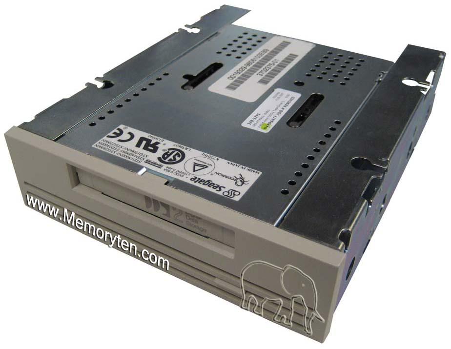 Refurbished, Tape, Internal, 4-8GB, 4mm, DDS-2, Black Bezel, 370-2375 STD18000N