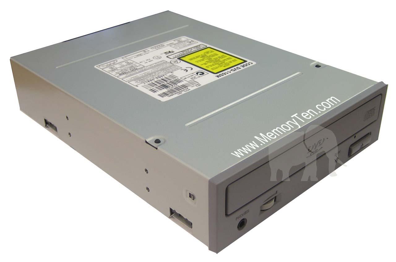 Refurbished, DVD-ROM/CD-ROM, ATAPI/IDE, 16X/40X, X6173A, 370-4153