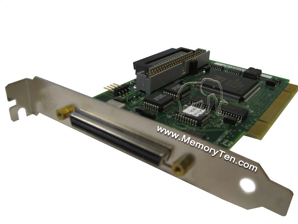 Card, Refurbished, SCSI, Single-Ended Ultra/Wide PCI, X5010A, 375-0097
