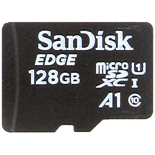 SanDisk SDSDQAD-128G DCM 128GB 8p MSDXC Class 10 UHS-I U1 A1 Edge Micro Secure Digital Extended Capa