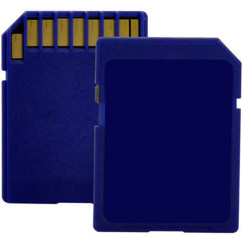 Gigaram SD-2GB-KO BXQ 2GB 9p SD r15MB/s w5MB/s [SM2683+SAM] Secure Digital Card Blank