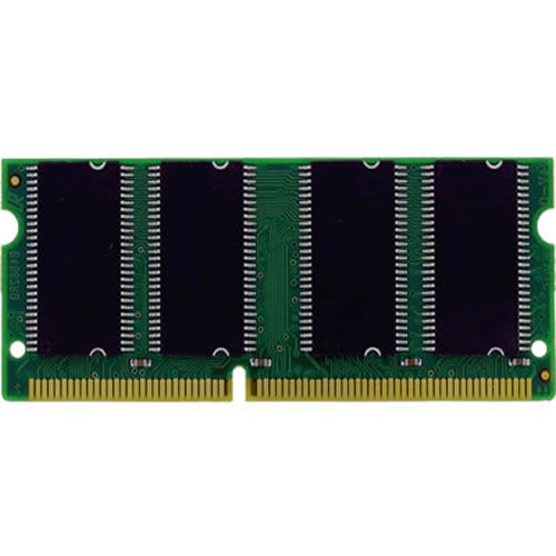 128MB 144p PC133 CL3 8c 8x16 SDRAM SODIMM T017