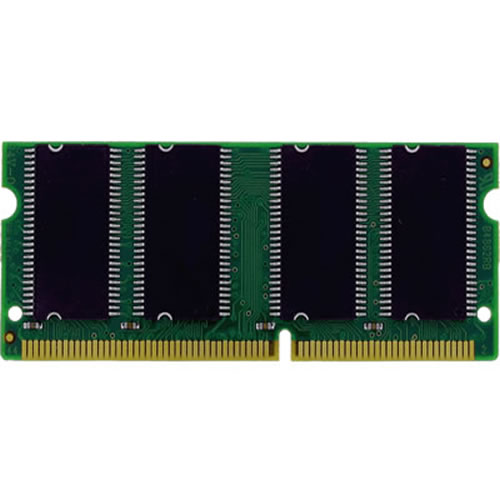 256MB 144p PC133 CL3 8c 32x8 SDRAM SODIMM