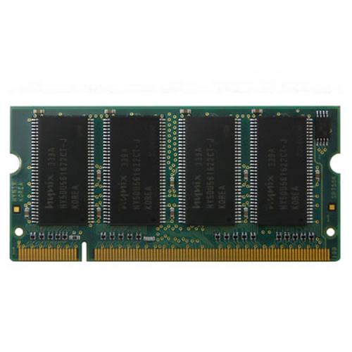512MB 200p PC2100 CL2.5 8c 32x16 DDR266 2Rx16 2.5V SODIMM