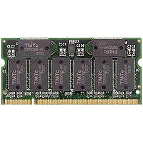 Gigaram  512MB 200p PC2100 CL2.5 16c 32x8 DDR SODIMM T005