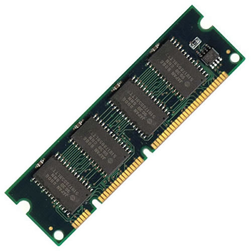 Gigaram  64MB 100p PC100 CL2 4c 8x16 SDRAM 3.3V SODIMM 3rd Party