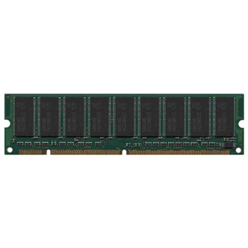 Major/3rd MT128U9S168-75ZPXX ADP 128MB 168p PC133 CL3 9c 16x8 ECC SDRAM DIMM RFB