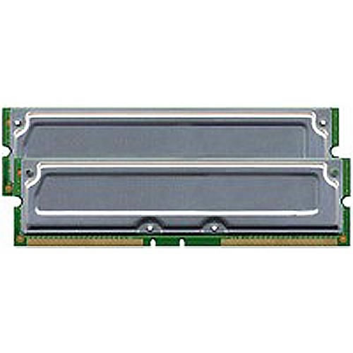 Kingston KVR600X18-8/128 AEU 128MB 184p PC600-53 8d ECC RDRAM RIMM T003