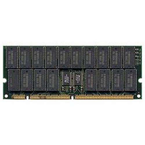 Gigaram  256MB 168p 60ns 36c 16x4 8K Buffered ECC EDO DIMM 2.5in