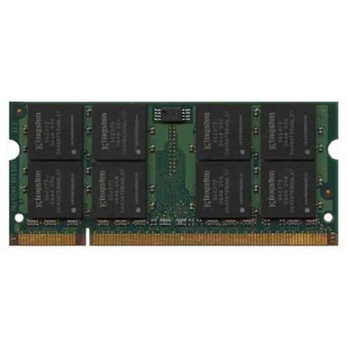 1GB 200p PC2-4200 CL4 16c 64x8 DDR2-533 2Rx8 1.8V SODIMM