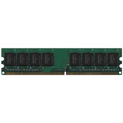 Nanya NT512T64U88A0BY-37B 512MB 240p PC2-4200 CL4 8c 64x8 DDR2-533 2Rx8 1.8V UDIMM RFB HP#355951-888