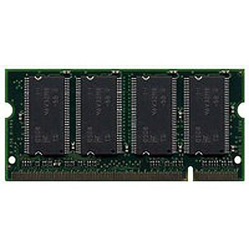 Micron/Swissbit SDN03264A1B71MT-60 256MB 200p PC2700 CL2.5 8c 32x8 DDR SODIMM