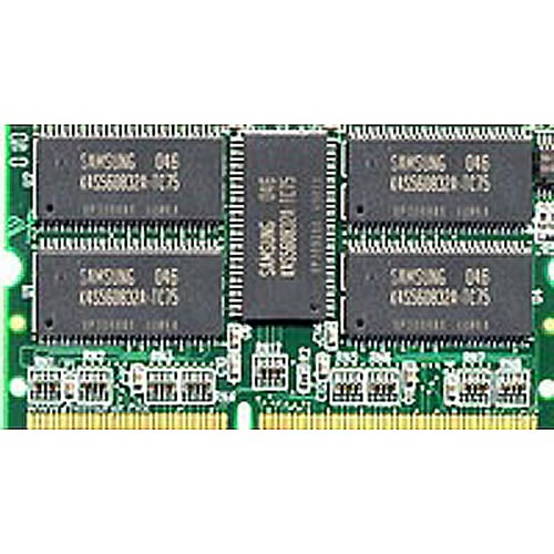 Smart SM572328578CW3RMD7 256MB 144p PC100 CL2 9c 32x8 ECC SDRAM SODIMM